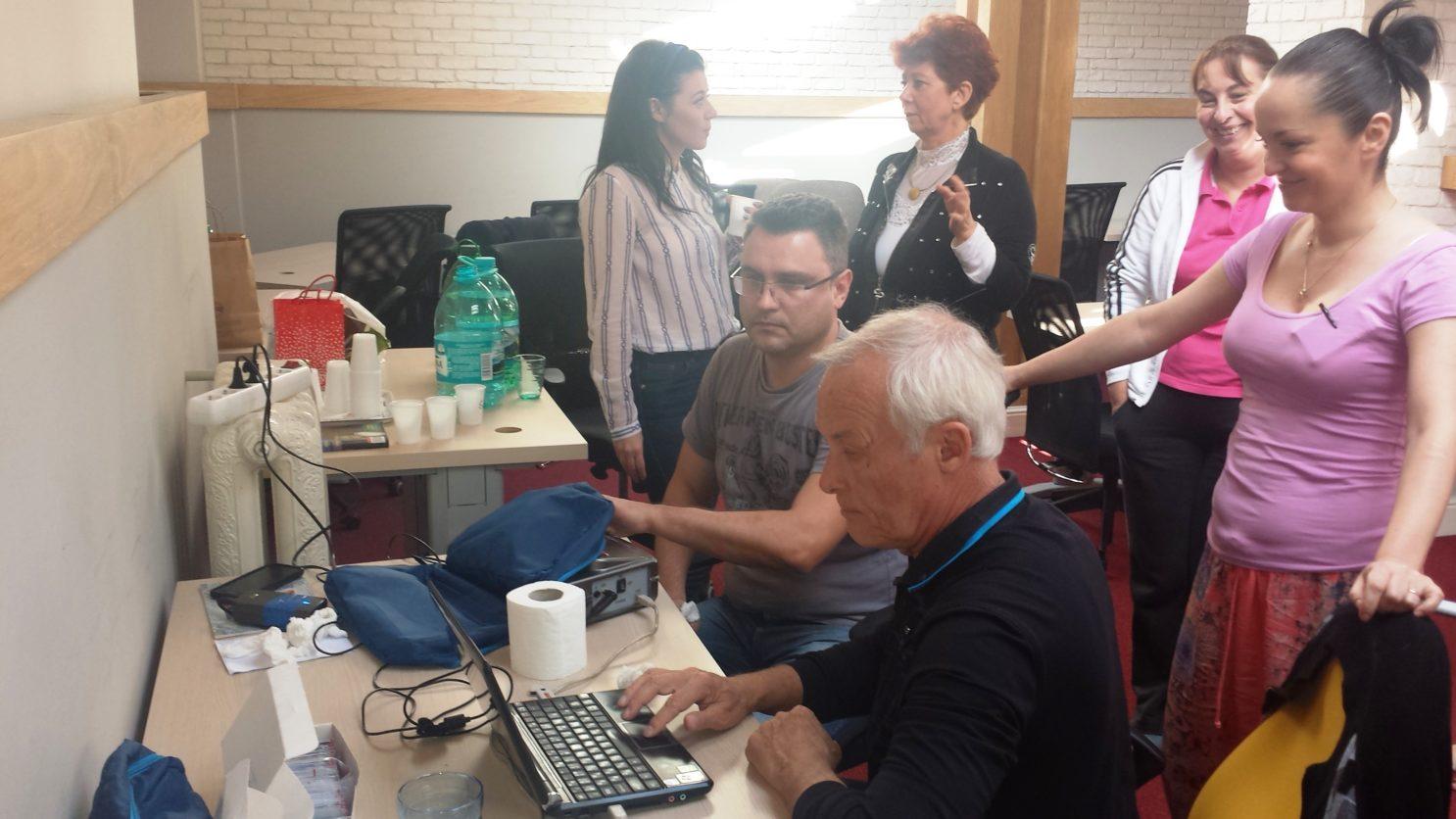 BioNet Seminar, Bucuresti, octombrie 2014